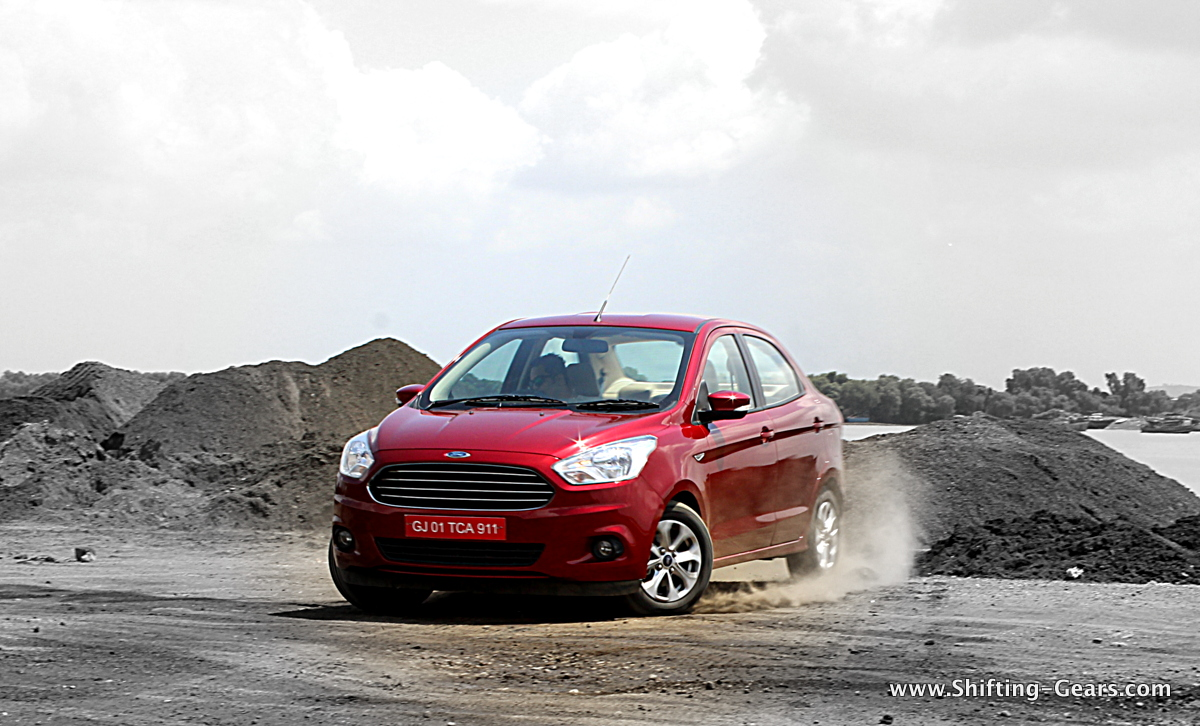 Ford Figo Aspire photo gallery