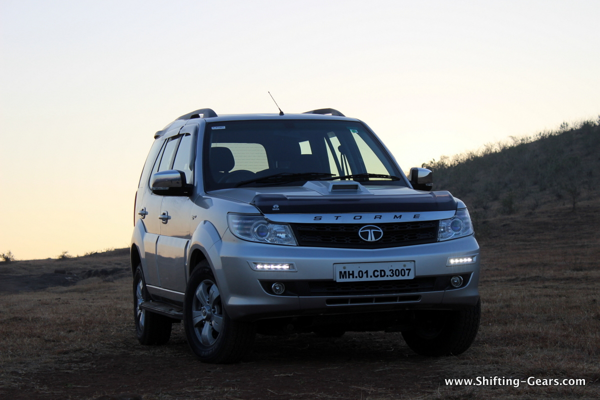 Tata Safari Storme Varicor 400 Photo Gallery Shifting Gears