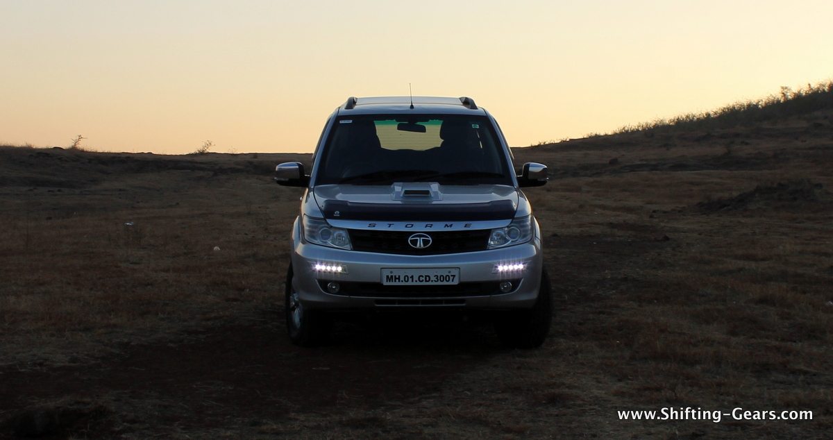 Tata Safari Storme Varicor 400 Photo Gallery Shifting Gears