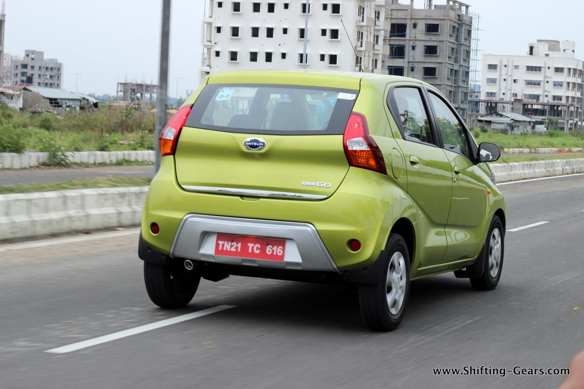 Datsun Redi-Go photo gallery | Shifting-Gears
