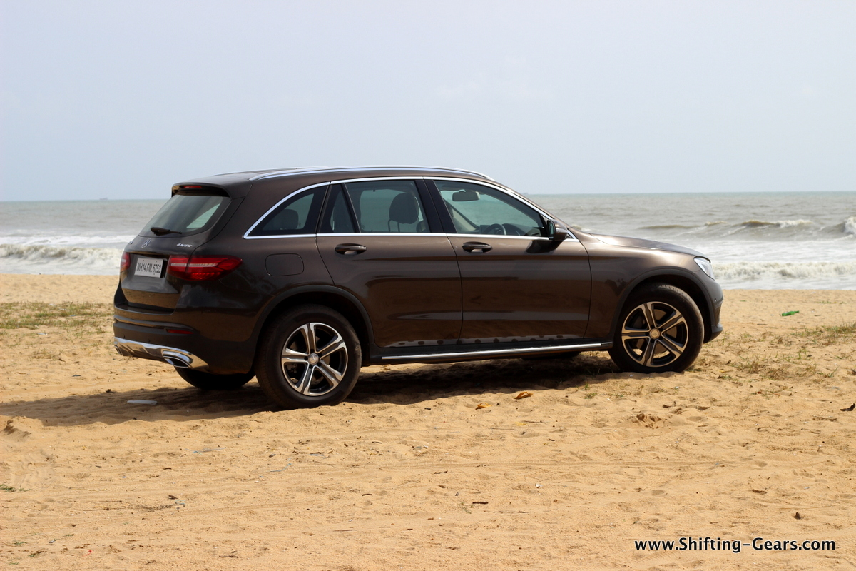 mercedes benz glc test drive review shifting gears