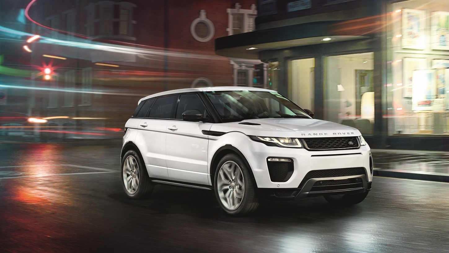 land rover launches petrol variant of 2017 evoque in india shifting gears. Black Bedroom Furniture Sets. Home Design Ideas