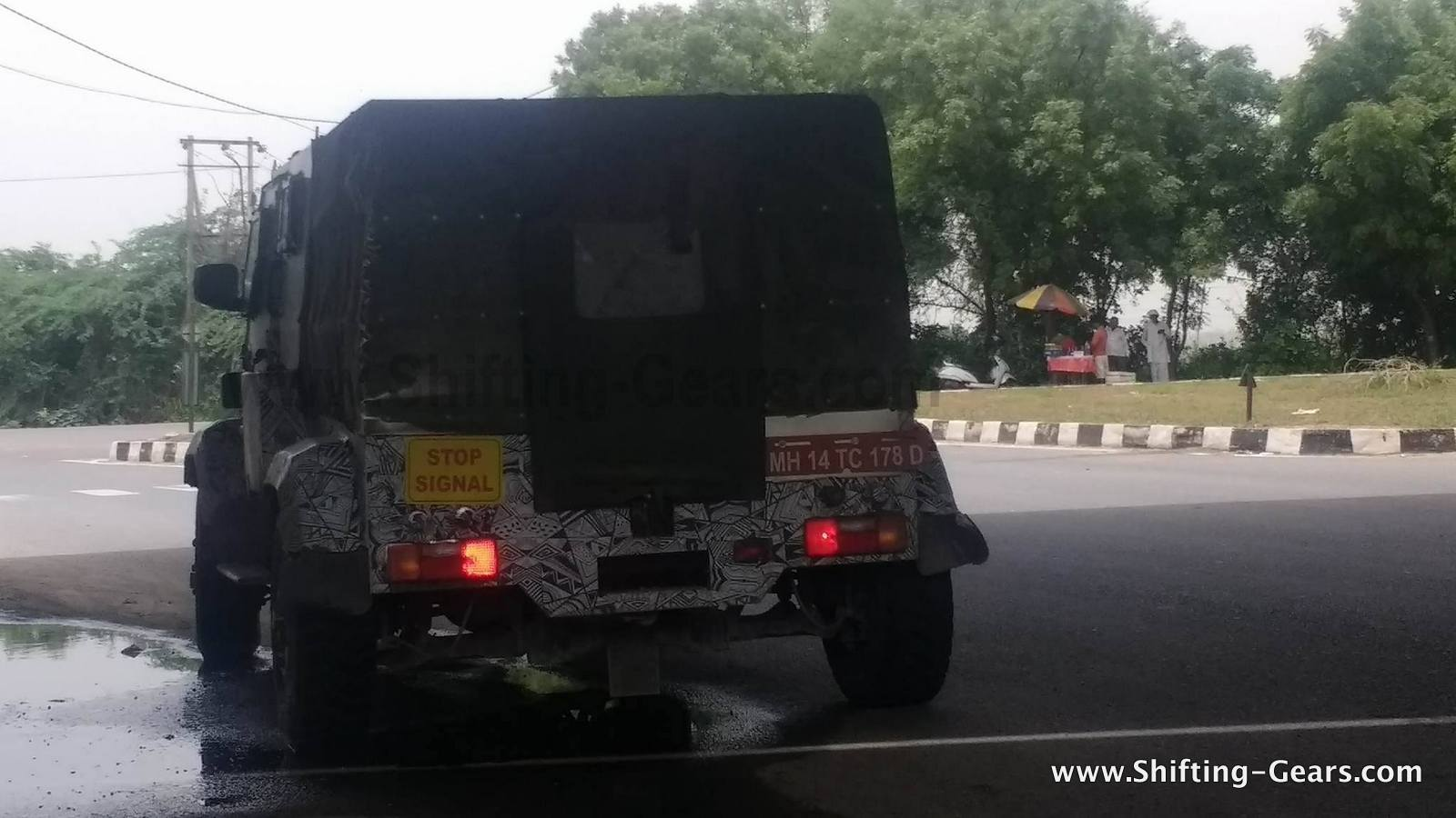 Tata Motors Working On A New Army Suv Similar To A Humvee
