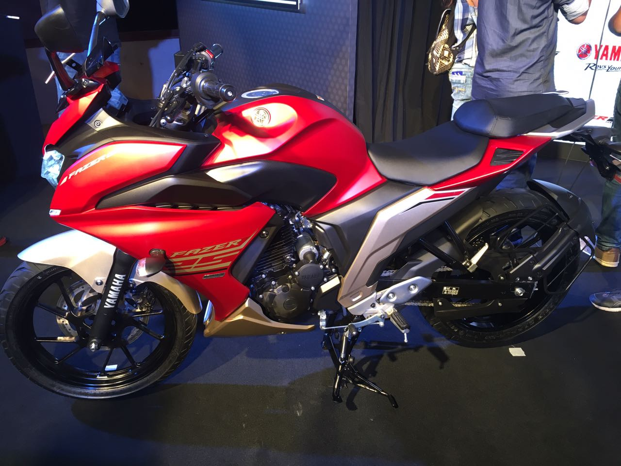 Yamaha Electric Motorcycle >> Yamaha launches Fazer 25 in India for INR 1.28 lakh ...