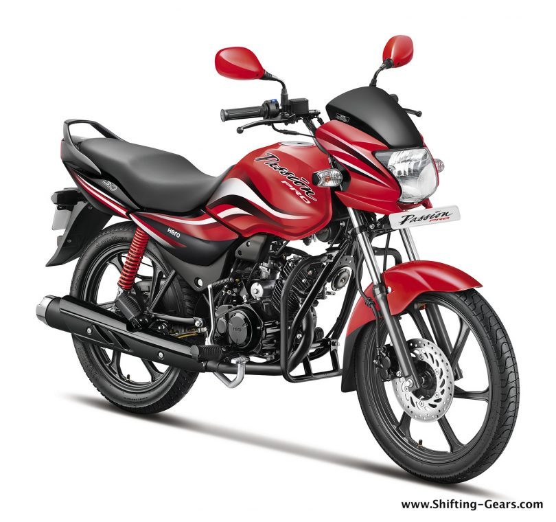 Hero MotoCorp Passion Pro Photo Gallery | Shifting-Gears