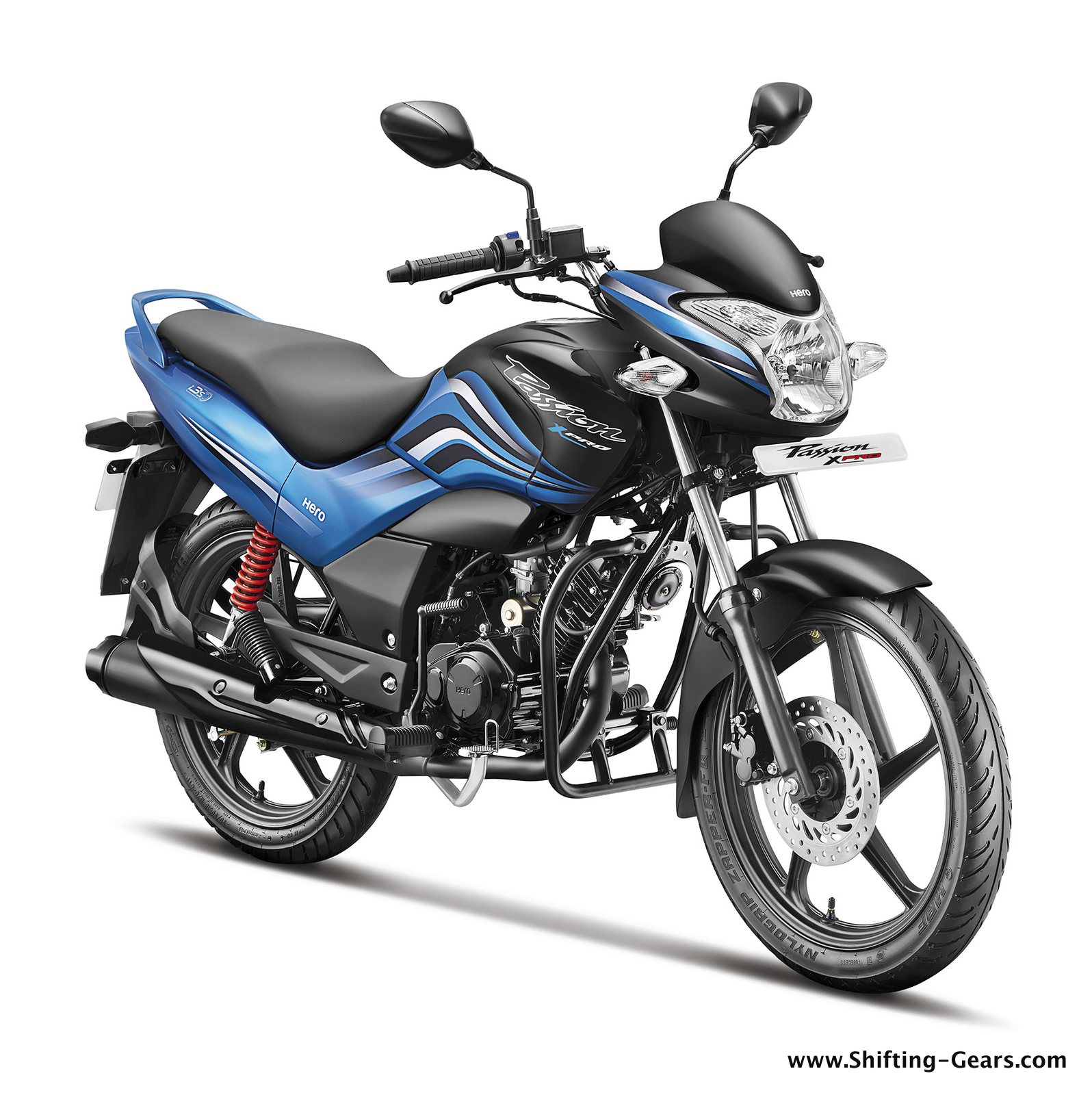 Hero Motocorp Passion X Pro Photo Gallery Shifting Gears