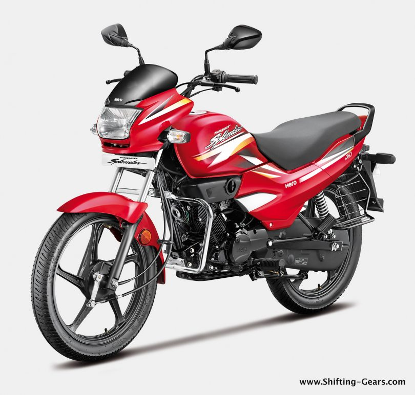 Hero Motocorp Super Splendor Photo Gallery Shifting Gears
