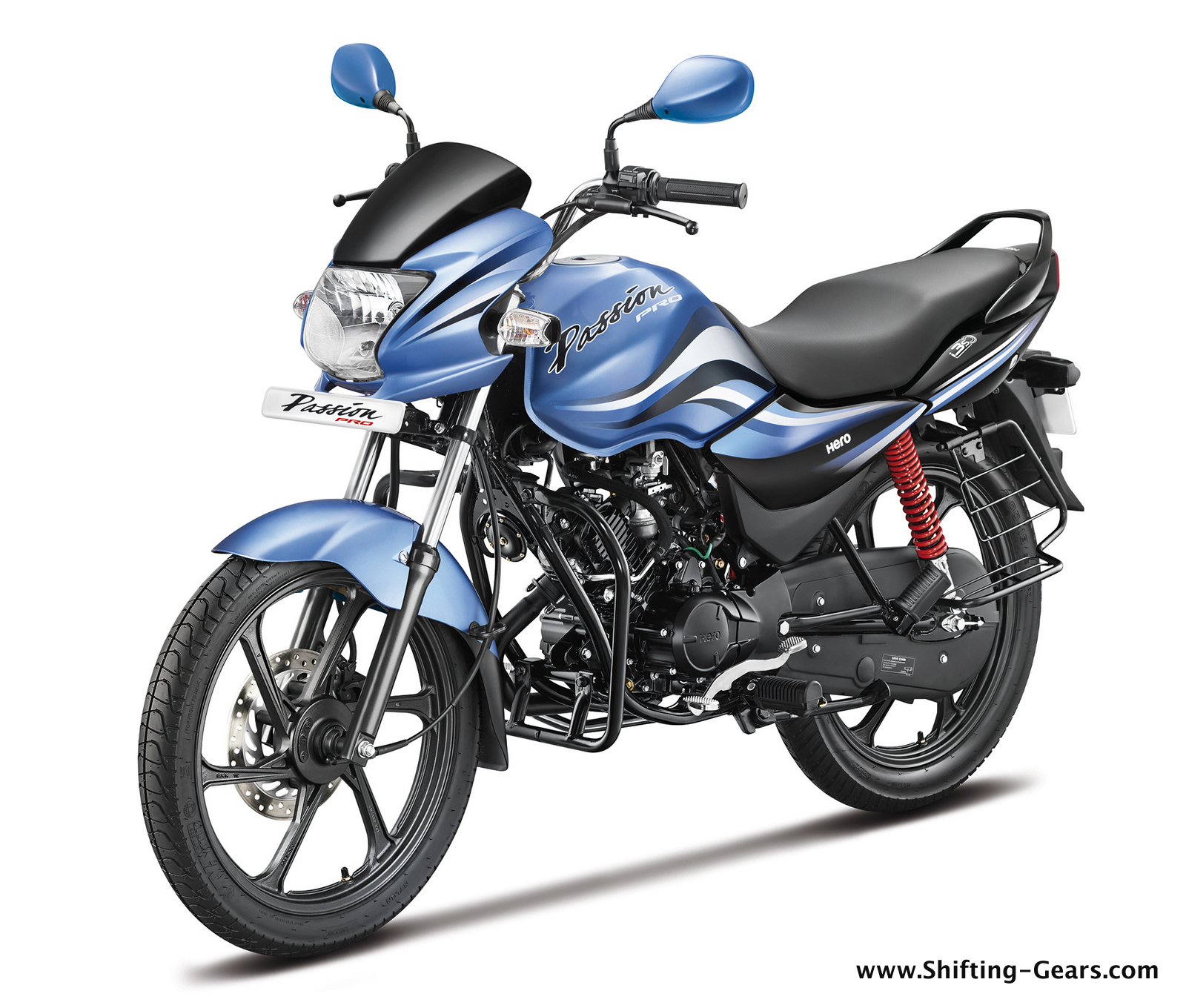 Hero Motocorp Passion Pro Photo Gallery Shifting Gears