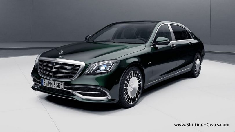 Mercedes-Maybach S650 price INR 2.73 Crore | Shifting-Gears