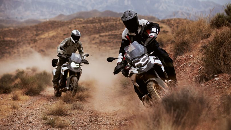 Bmw Motorrad F750gs Amp F850gs In India Shifting Gears