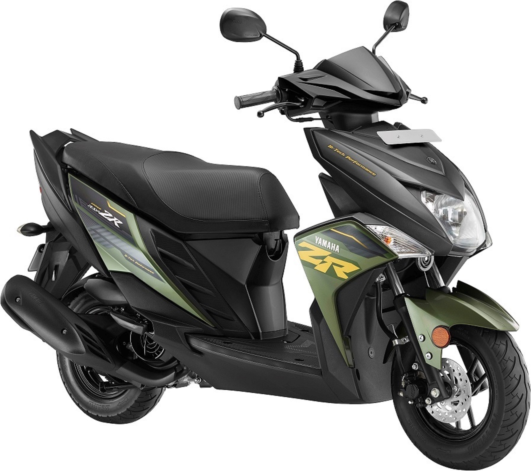 Yamaha Electric Motorcycle >> Yamaha Cygnus Ray-ZR now available in new colours | Shifting-Gears