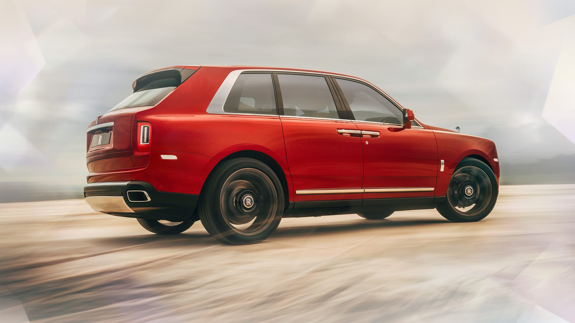 Rolls Royce Cullinan Is The New Super Luxurious Suv