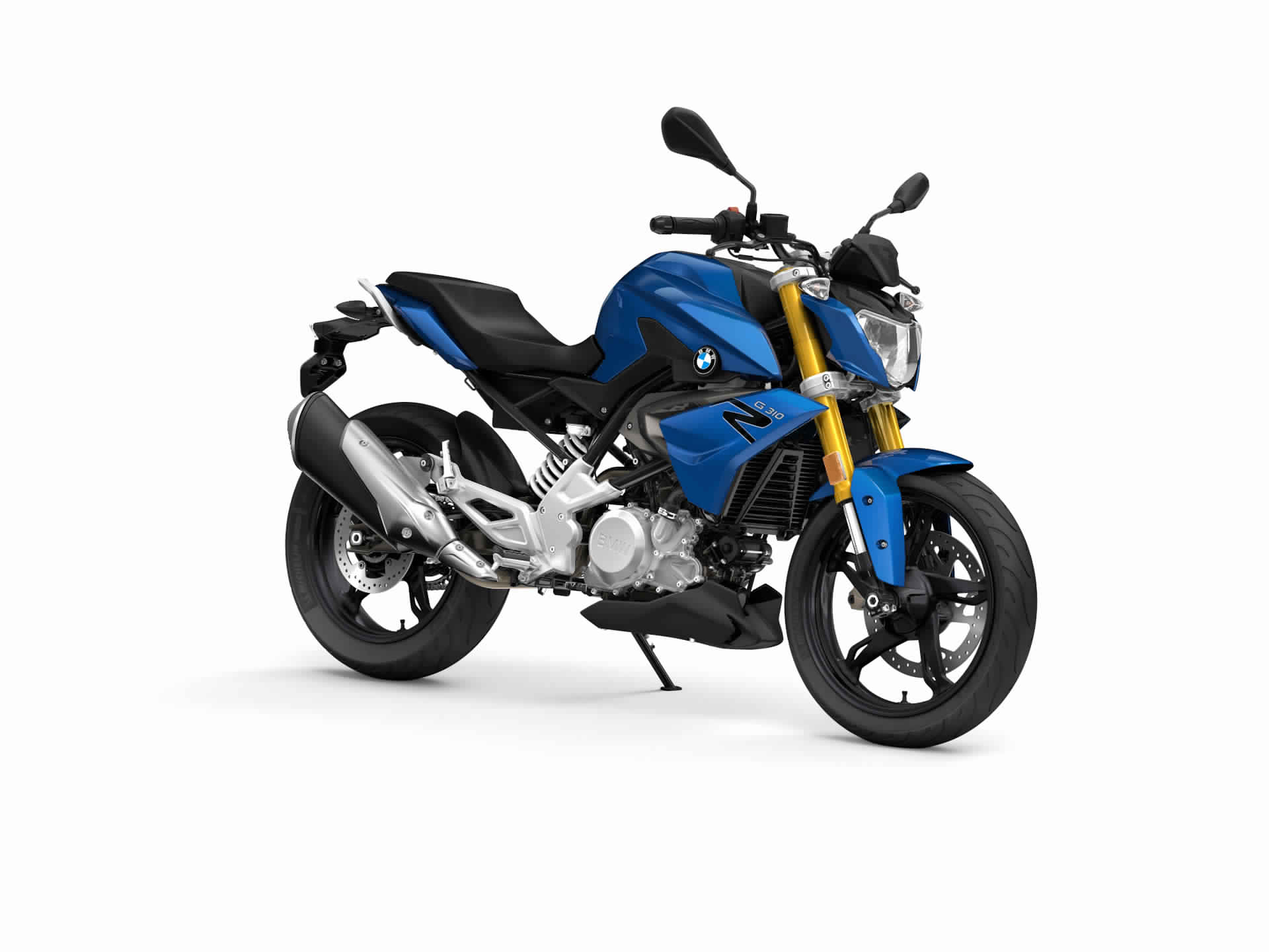 2020 BMW G 310 R & G 310 GS BS6 launch in October - autoX