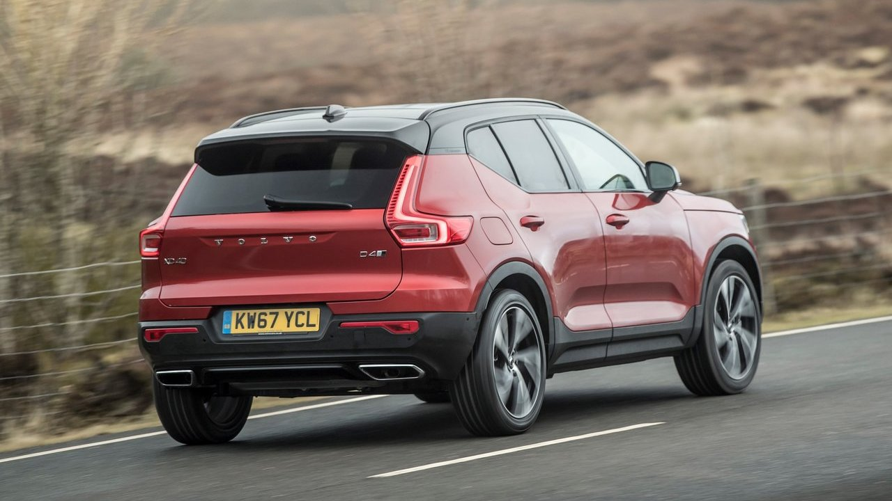 Volvo Launches Xc40 R Design Variant In India For Inr 39