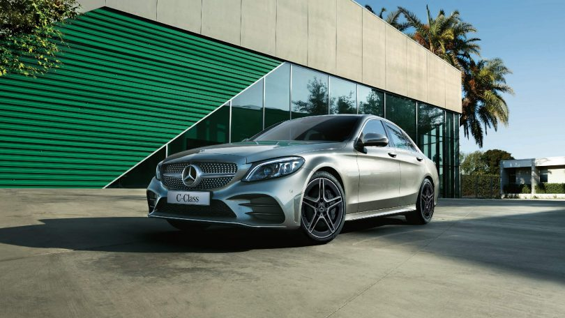 2018 Mercedes Benz C Class Facelift Launched For Inr 40 Lakh