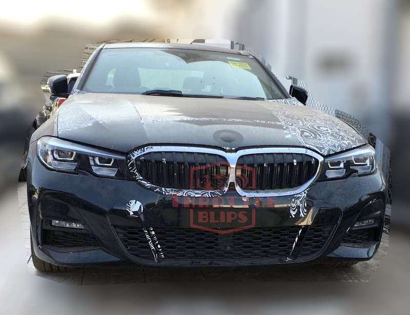 2019 Bmw 3 Series G20 Arrives In India Shifting Gears