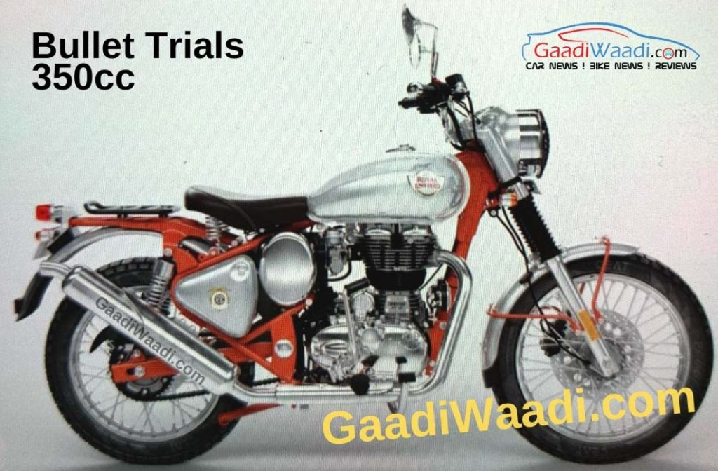 Royal Enfield Bullet Trails Coming Soon 350cc 500cc Scrambler