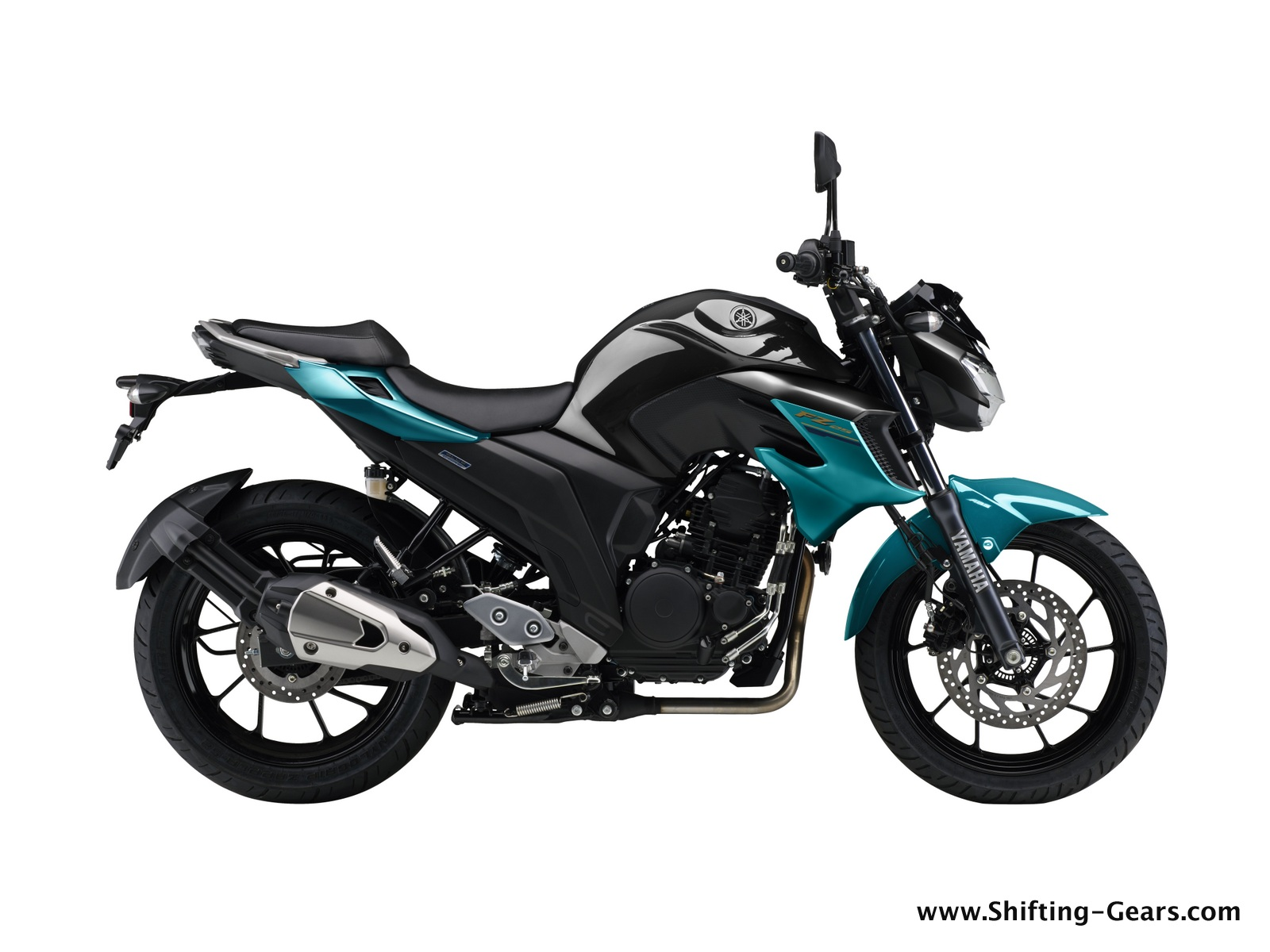BMW Motorcycles Prices >> Yamaha FZ-25 & Fazer-25 get Dual-Channel ABS, prices start at INR 1.33 lakh | Shifting-Gears