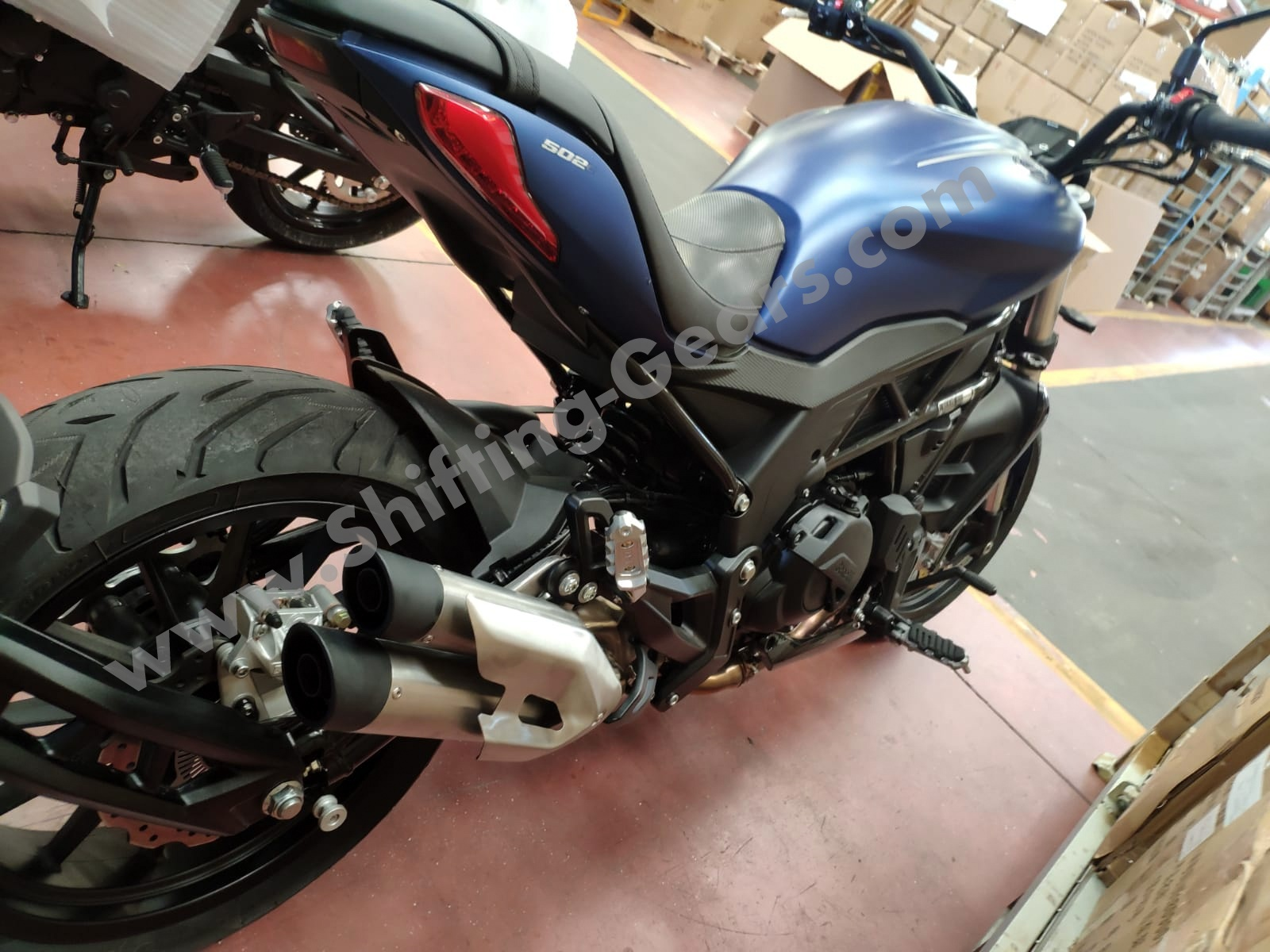 Benelli 502c Cruiser Motorcycle Confirmed For India In