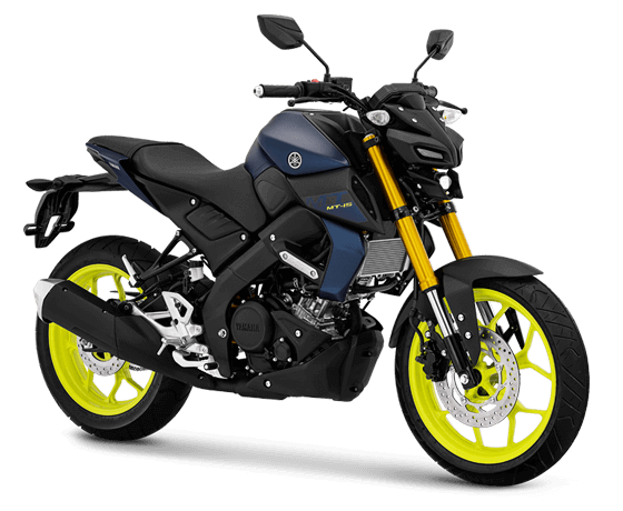 Yamaha Electric Motorcycle >> 2019 Yamaha MT-15 motorcycle spotted before launch ...