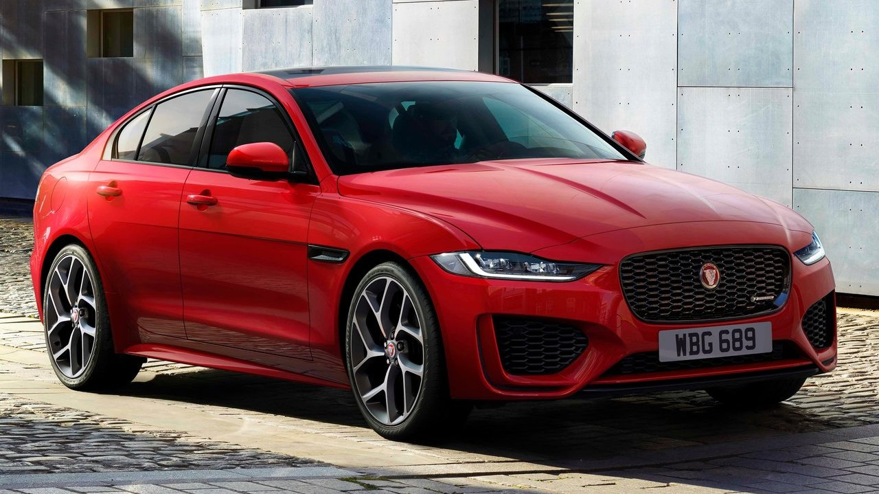 2020 Jaguar XE facelift revealed, will come to India