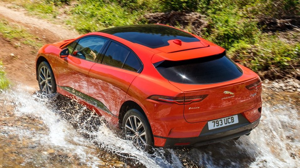 Car Brands Starting With F >> Jaguar Land Rover confirms electric & hybrid cars in India ...