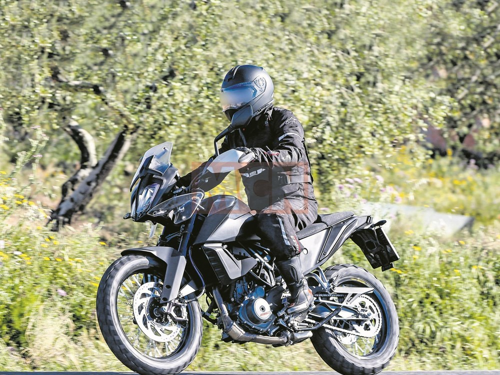 2020 Ktm 390 Adventure Looks Ready To Rock Shifting Gears