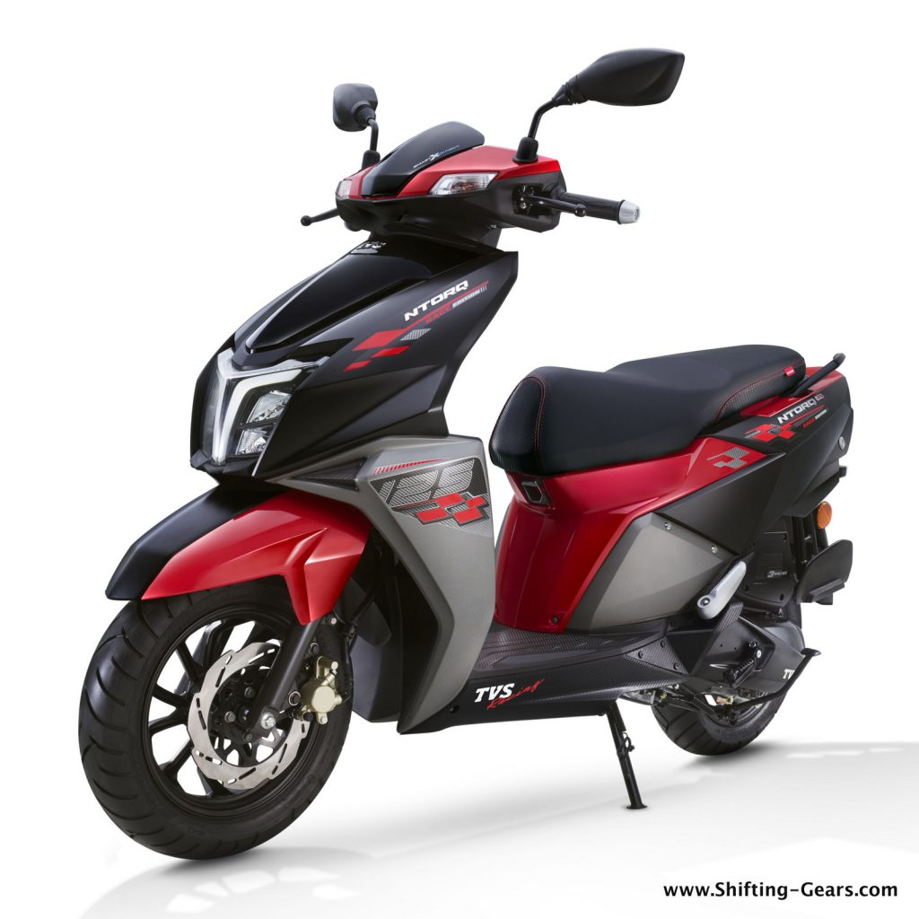 TVS iQube electric scooter launched booking starts with