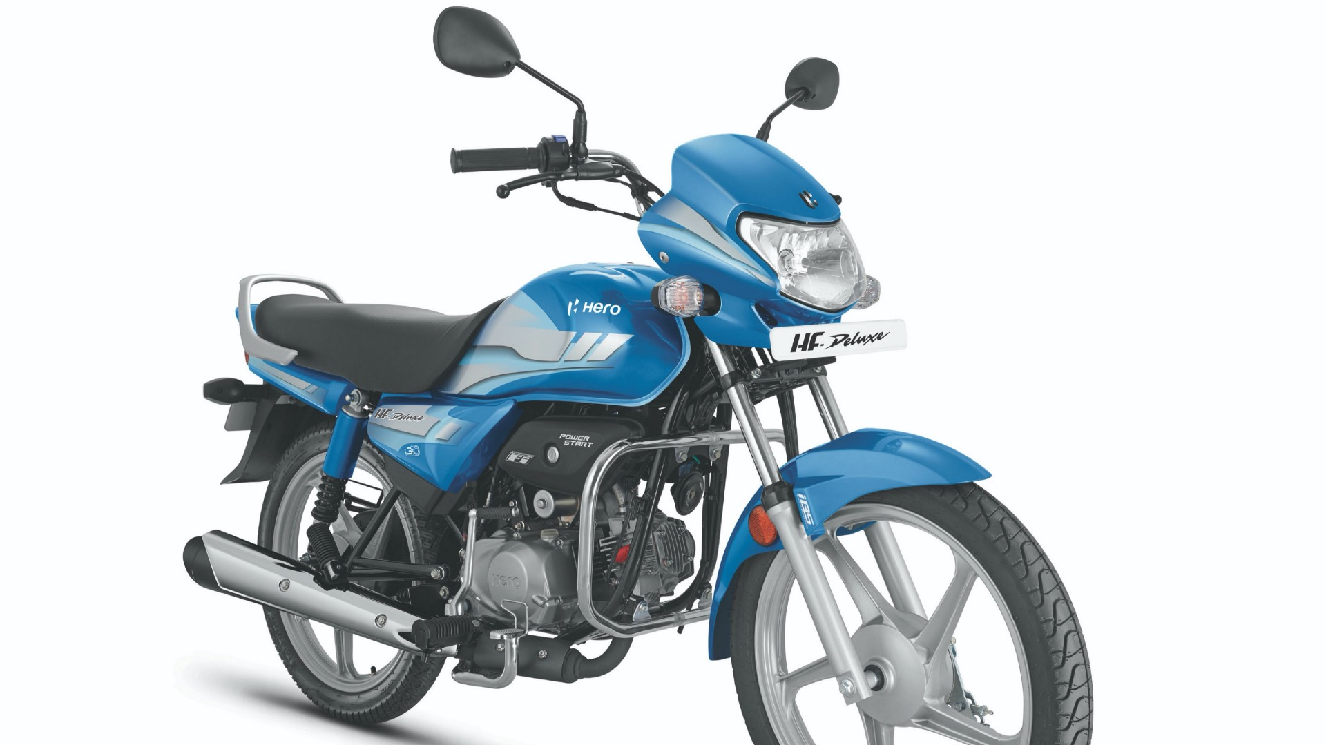 Hero Motocorp Launches Hf Deluxe With 100cc Bs6 Engine For 55 925 Shifting Gears