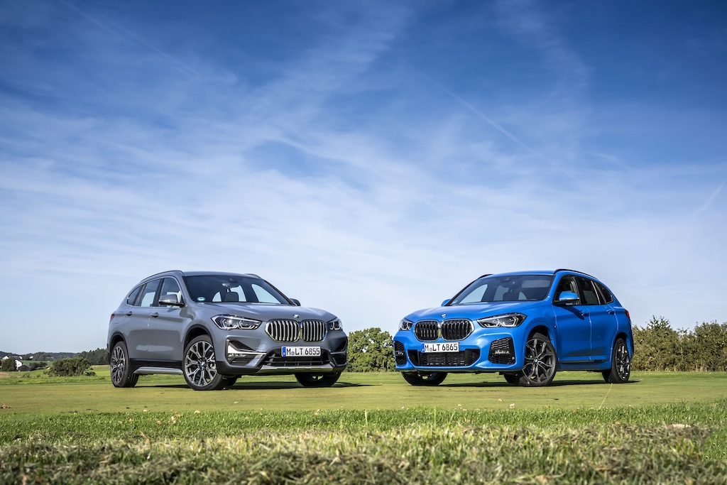 2020 bmw x1 launched at inr 35.90 lakh, world's cleanest