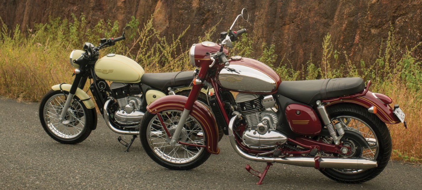 Jawa, Jawa Forty-Two & Perak production & deliveries postponed |  Shifting-Gears