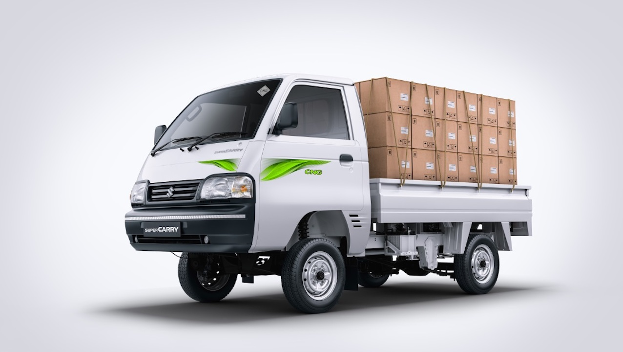 Bs6 Maruti Suzuki Super Carry S Cng Lcv Launched At Inr 5 07 Lakh Shifting Gears