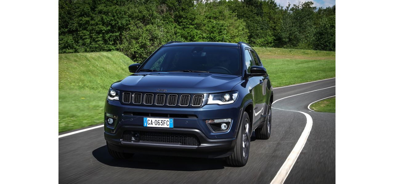 2021 Jeep Compass SUV revealed with new 1.3L turbo-petrol
