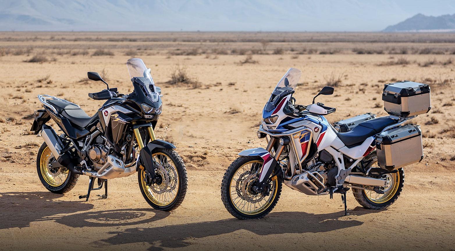 2020 Honda Africa Twin India