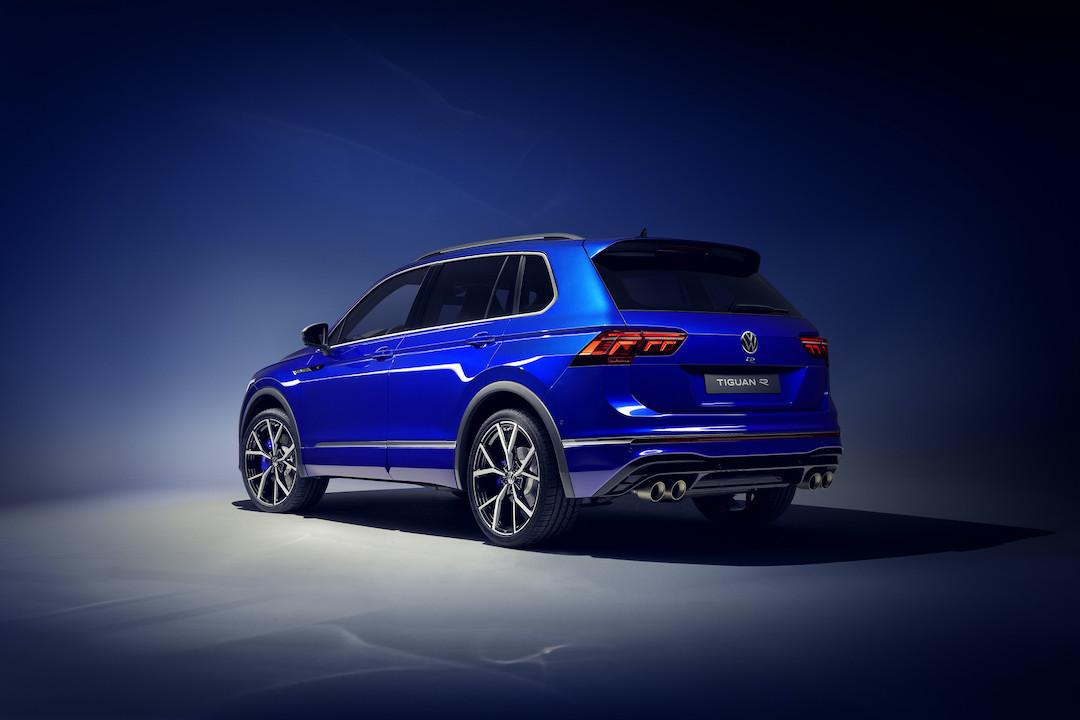 2021 Volkswagen Tiguan facelift revealed | Shifting-Gears