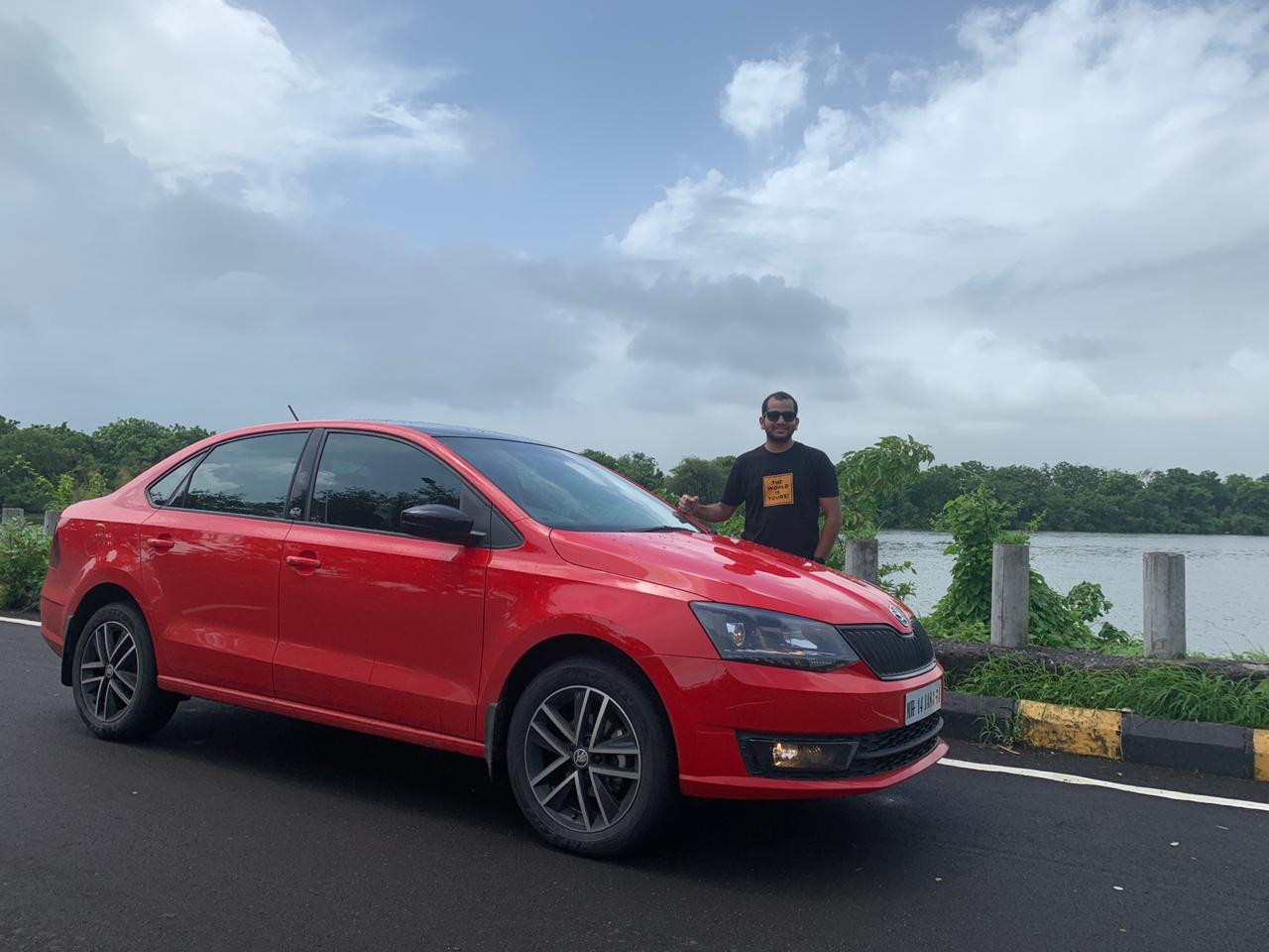 2020 Skoda Rapid 1.0L TSi Review