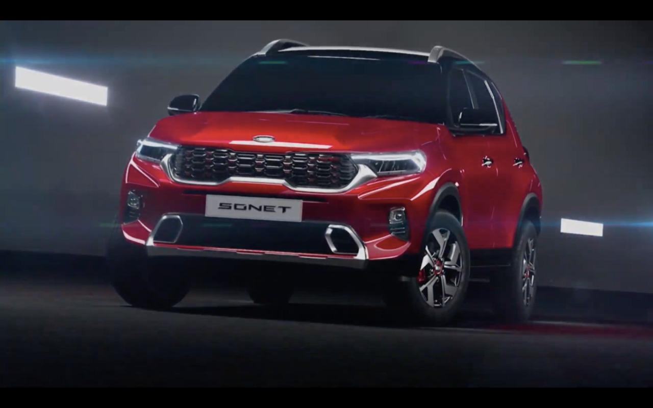 2020 Kia Sonet Compact SUV