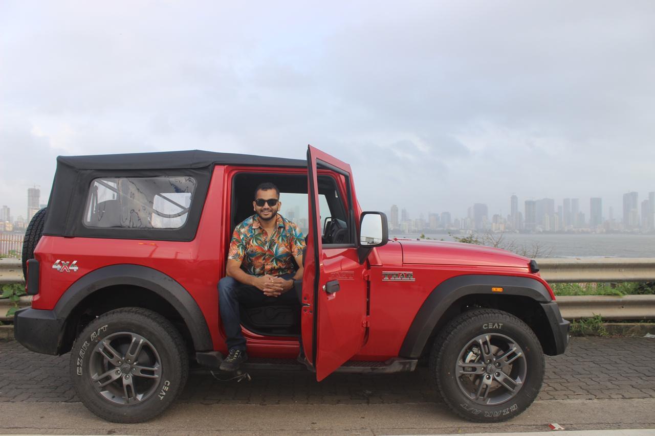 2020 Mahindra Thar SUV