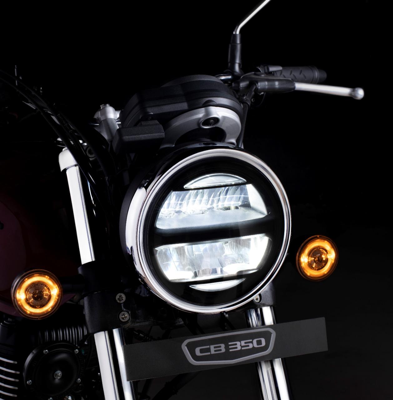Honda H'ness CB350 - Image 2