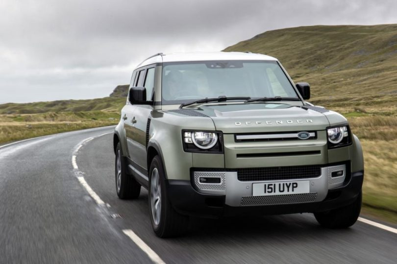 Land Rover launches new Defender SUV in India priced at ...