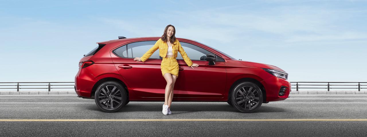 2021 Honda City hatchback revealed, should it replace the ...