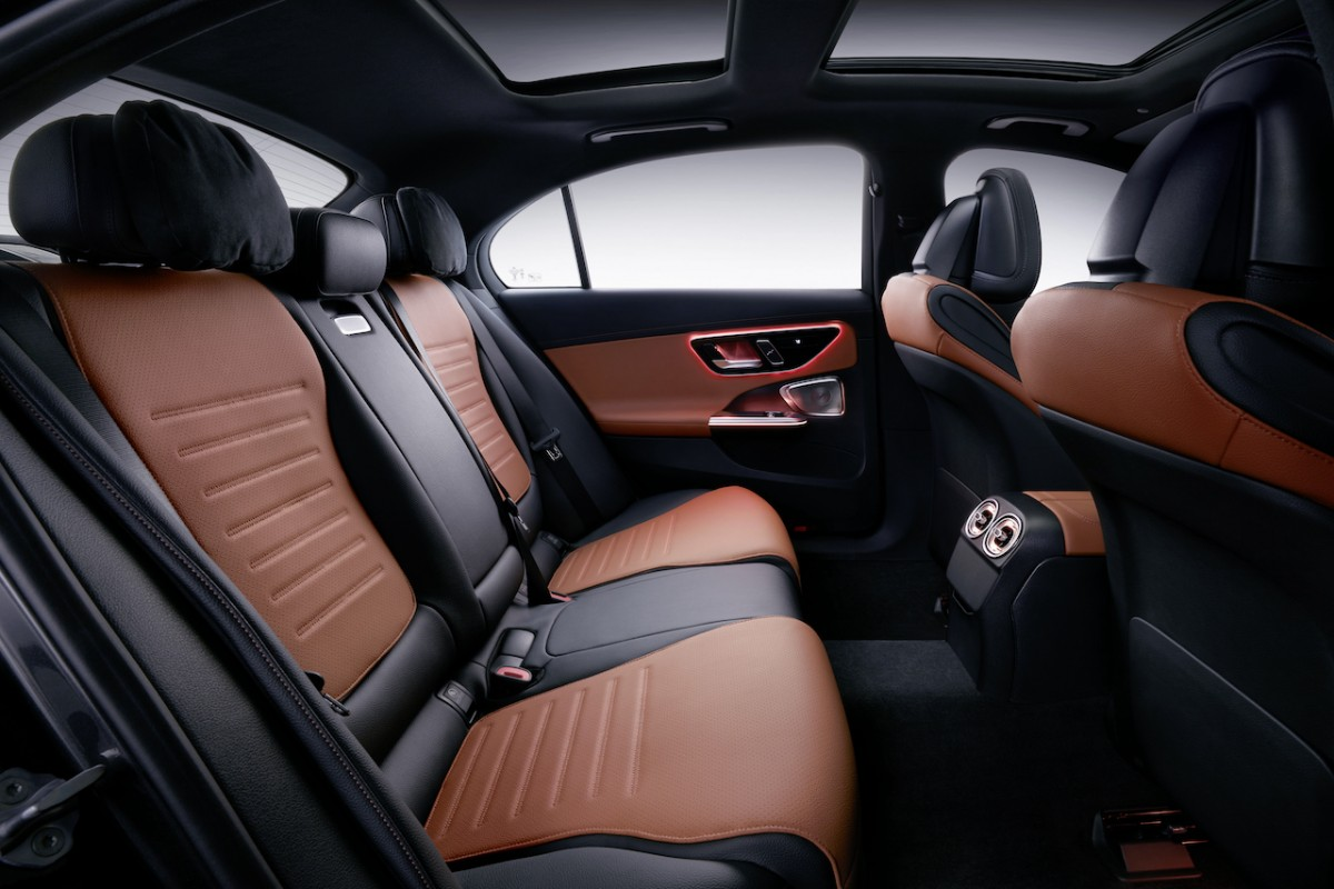 Mercedes-Benz C-Class L Seat
