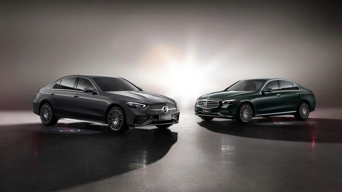 Mercedes-Benz C-Class L 1