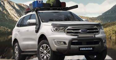 Ford Endeavour Modified