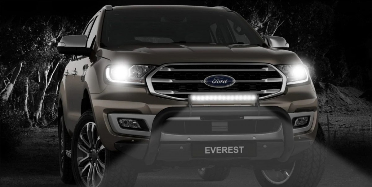 Ford Endeavour Modified 7