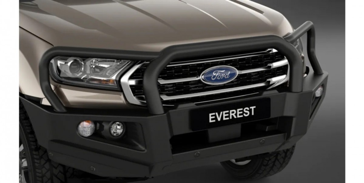 Ford Endeavour Modified 6