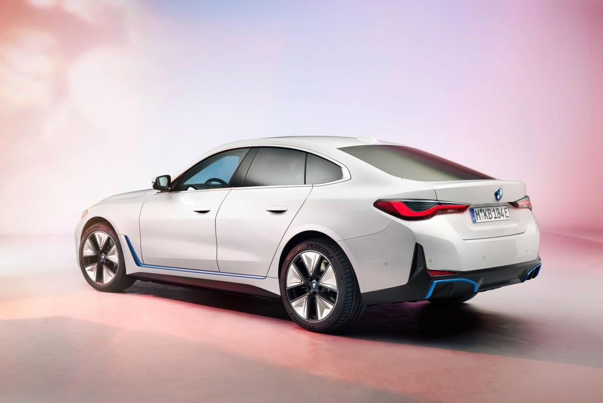 BMW i4 electric 2