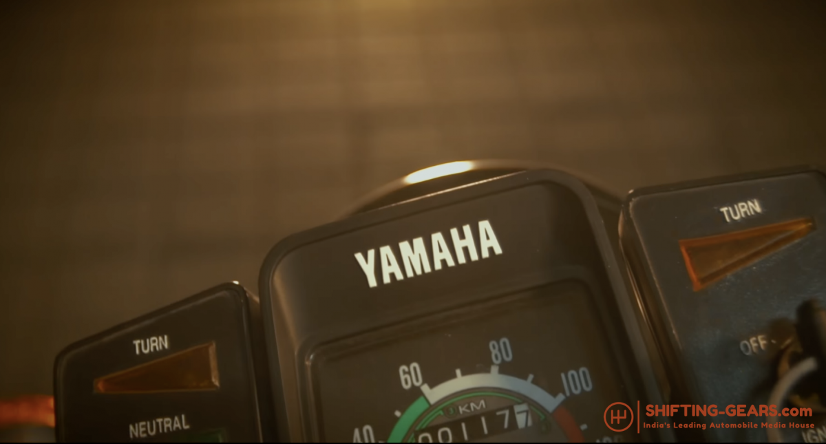 Yamaha RX 100 - 2