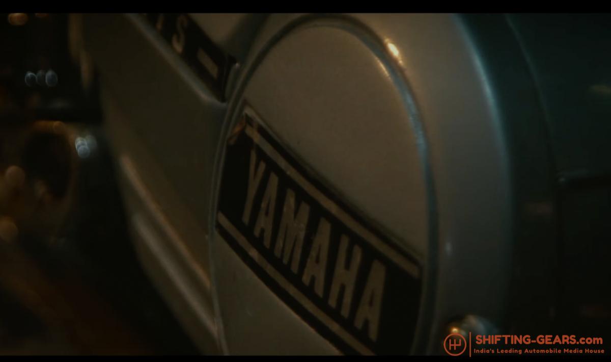 Yamaha RX 100 - 3