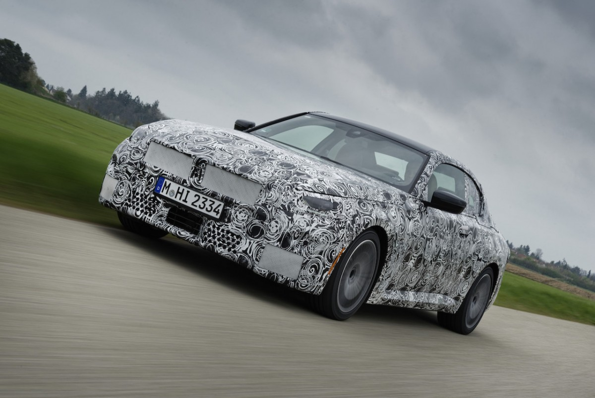 BMW 2-Series Coupe - 9